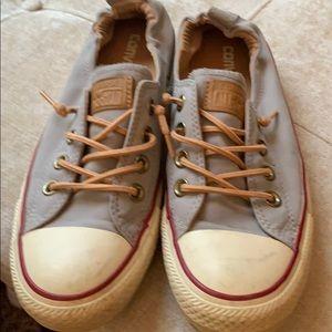Converse Grey Sneakers - 7